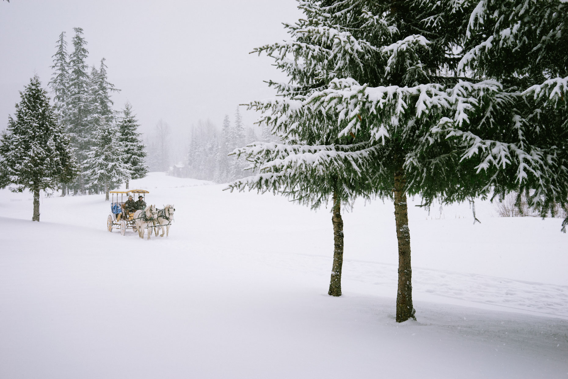 Winter Whistler photography by Brisbane based travel photographer
