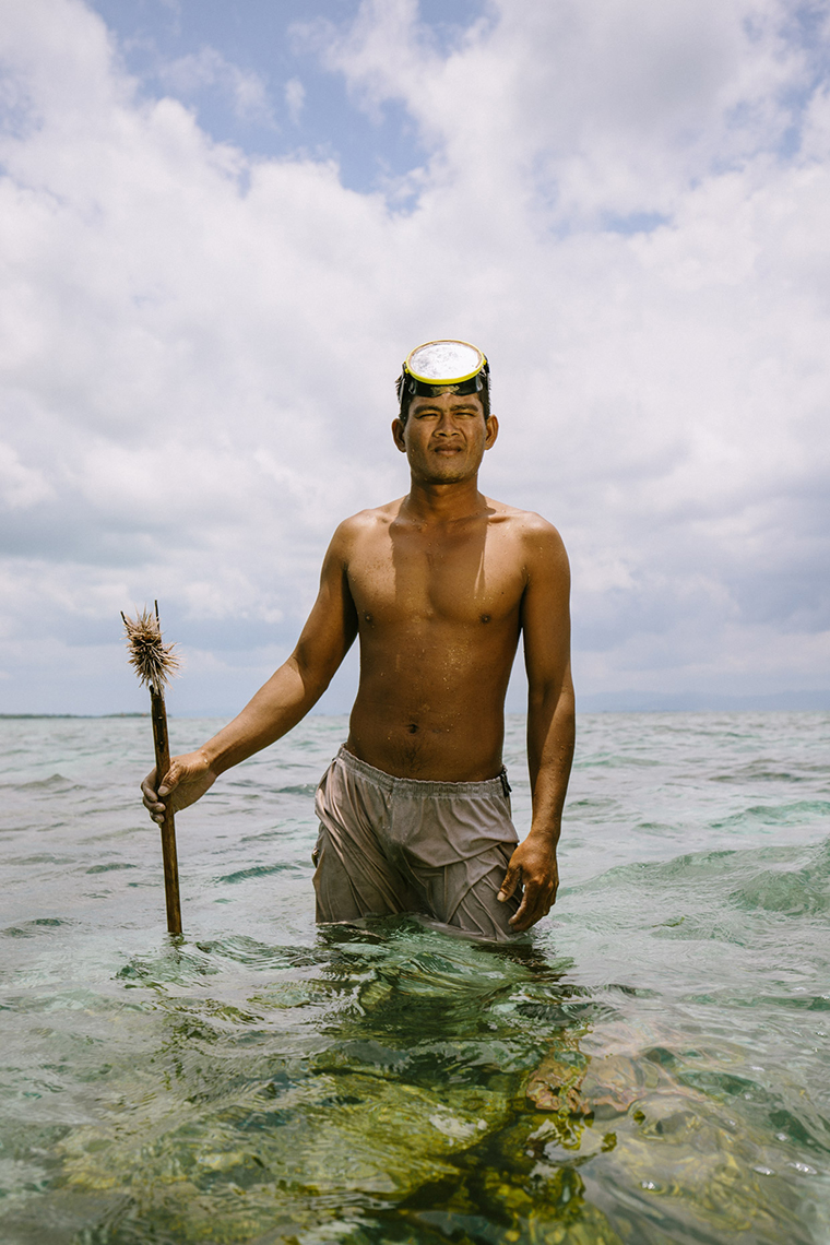Bajau Laut photographer