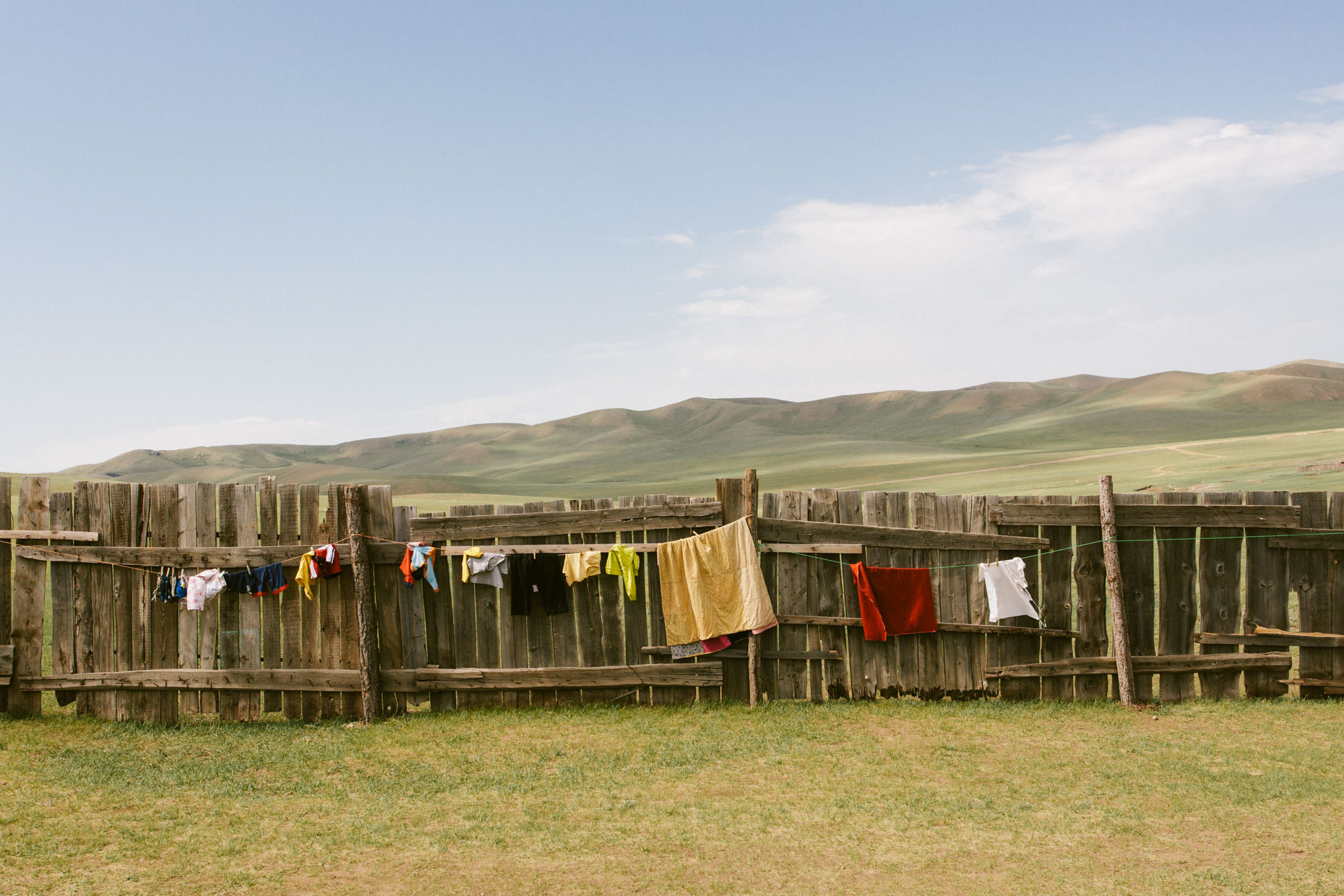 Travel photography - Mongolia