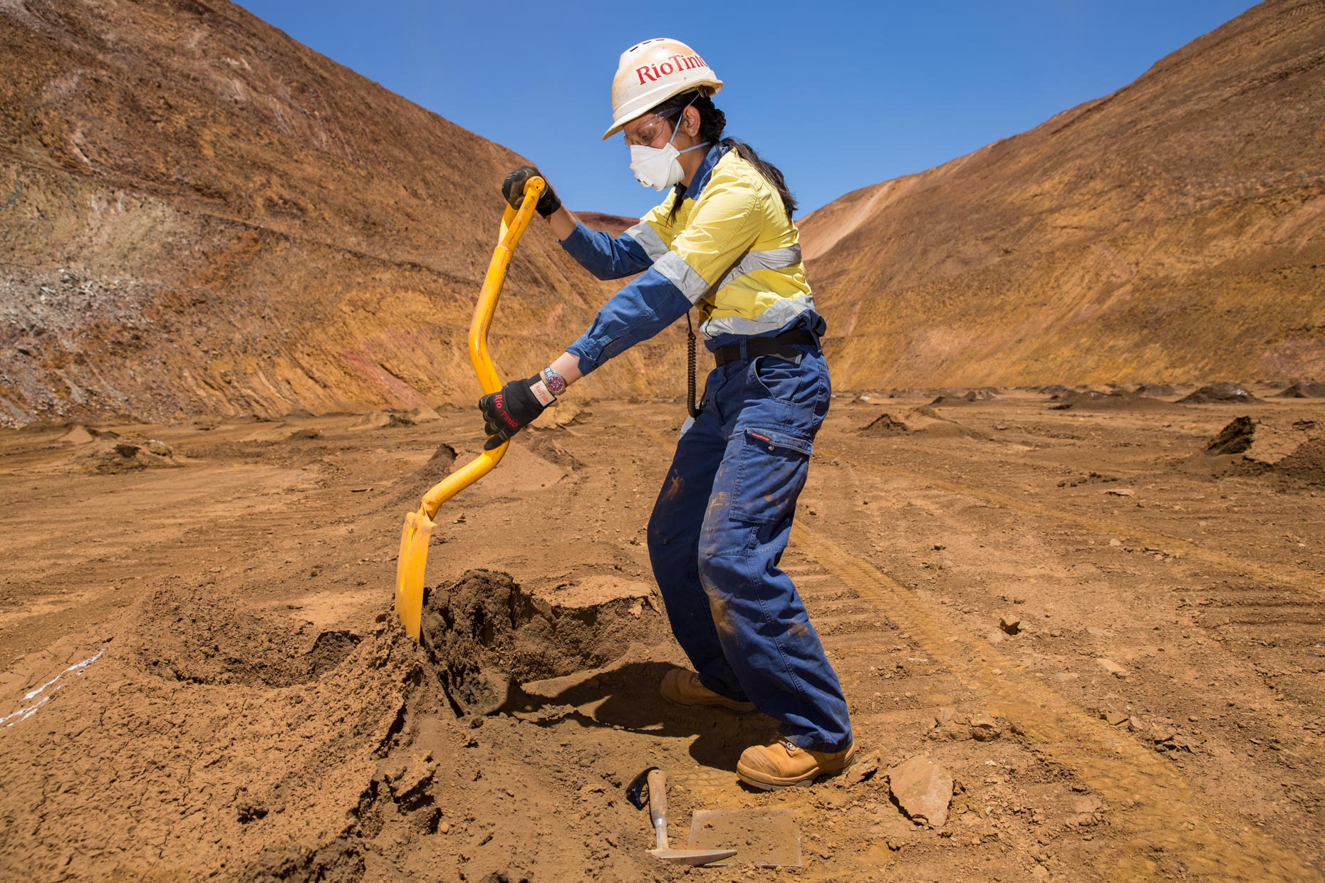 Commercial Mining photography, Brisbane Australia | Mark Lehn