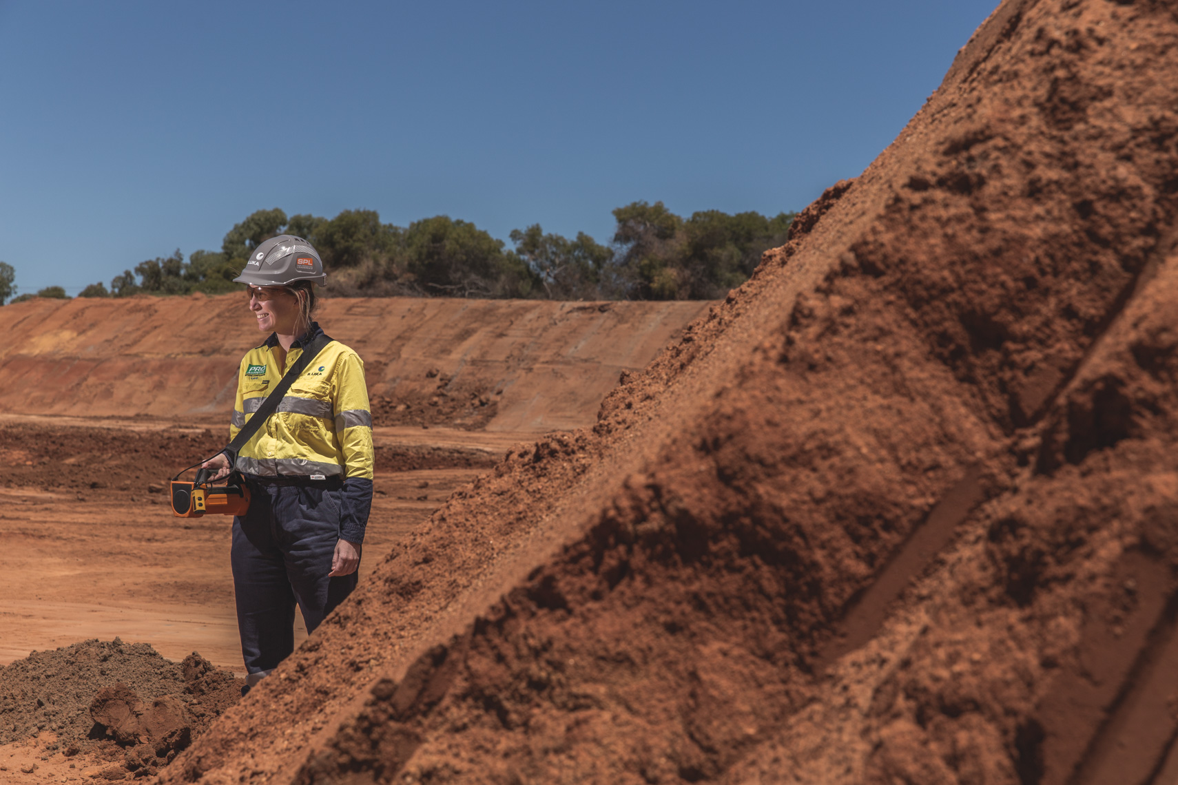Mining photographer Queensland
